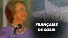 Olivia de Havilland aura vécu plus de la moitié de sa vie en France