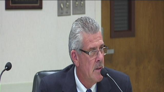 School district budgeting for portables instead of new school
