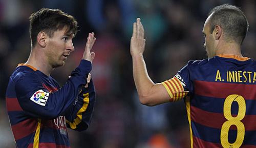 """Primera Division: Fernandez: """"Messi und Iniesta werden verlängern"""""""