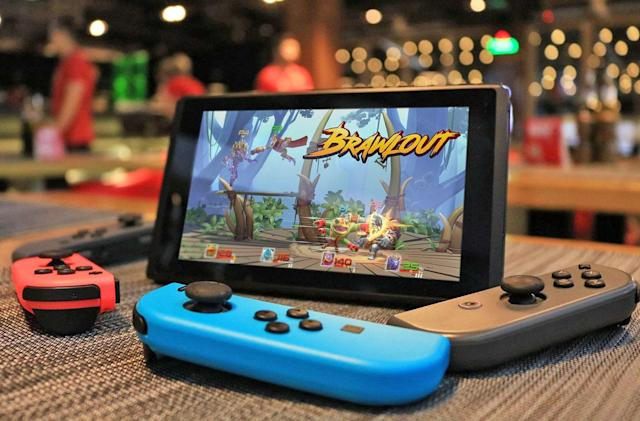 'Brawlout' wants to beat 'Super Smash Bros.' at its own game