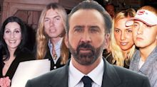 Shortest celebrity marriages of all time, from Nicolas Cage to Britney Spears