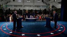 October 15 U.S. presidential debate officially canceled after Trump balked