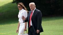 So schlimm steht es um die Ehe von Melania und Donald Trump