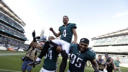 Winners and Losers: Eagles flying high