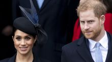 Meghan and Harry set to break royal Christmas tradition