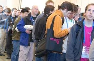 GDC '08 breaks attendance record, press may need invite next year