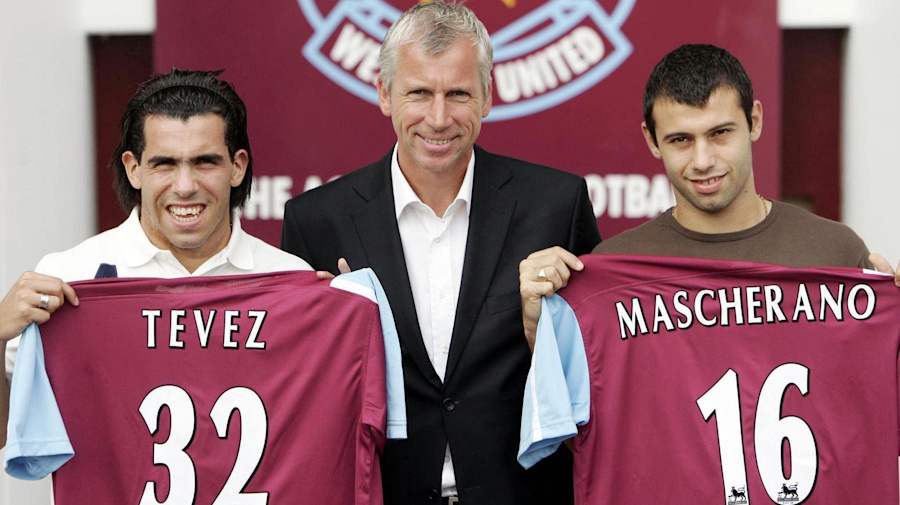 On This Day in 2007: West Ham accept fine over Tevez and Mascherano deal