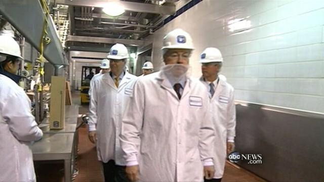'Pink Slime' Factory: a Look Inside