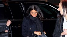 Pregnant Meghan Markle Steps Out with Serena Williams for Night on the Town After Her Baby Shower