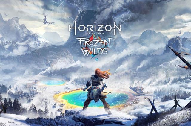 'Horizon Zero Dawn' add-on 'The Frozen Wilds' lands November 7th
