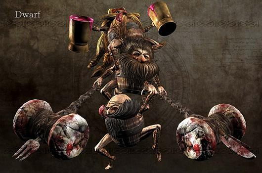 Soul Sacrifice gets more free DLC next week, includes ... this thing
