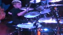 Six-Year-Old Drumming Prodigy