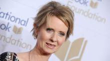 """Bestätigt: """"SatC""""-Star Cynthia Nixon will Gouverneurin werden"""
