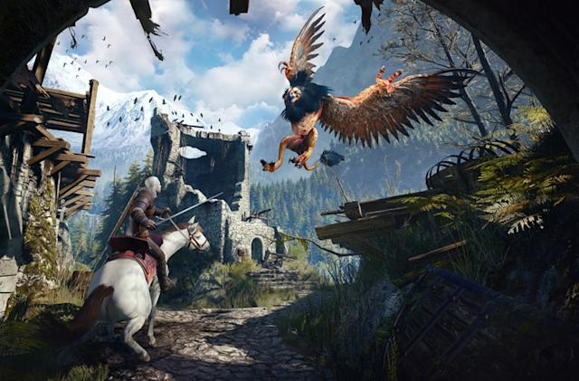 'The Witcher 3' console players can claim a free PC copy