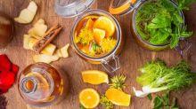 How to use kitchen scraps to flavour kombucha – recipe