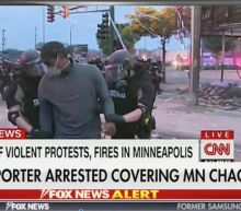 Here's How Fox News Covered the CNN Reporter's Arrest in Minneapolis