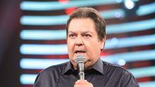 Faustão dá 'indireta' após Silvio Santos assediar Claudia Leitte