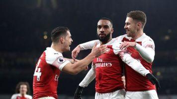 Arsenal vs Chelsea: Alexandre Lacazette and Laurent Koscielny impress as Blues misfire