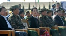 Secession fears cloud Myanmar peace talks: government