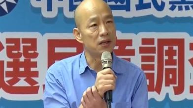 美聯社形容韓國瑜:親中民粹