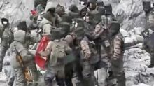 China-India border dispute: video of violent clash between soldiers goes viral