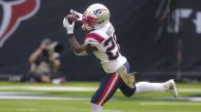 Patriots remain deep at running back — when everyone is healthy, that is