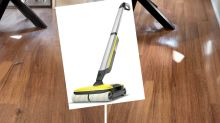 Kärcher FC-7 Cordless: The device that banished dog hair and dirt in 15 minutes
