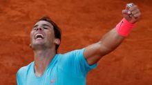 Nadal supera a Schwartzman y alcanza por decimotercera vez la final de Roland Garros