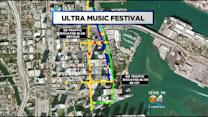 Traffic Alert: Ultra Music Festival Closures