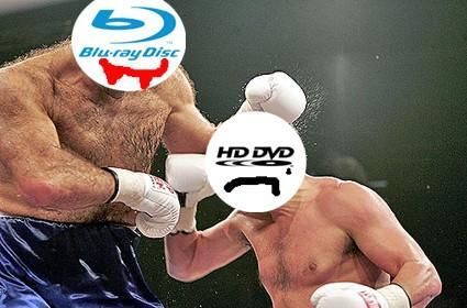 HD DVD camp responds to Blu-ray progress
