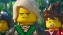 'Lego Ninjago Movie' Comic-Con Trailer Pits Dave Franco's Teen Outcast Hero vs Big Bad Dad Justin Theroux (and a Cute Cat)