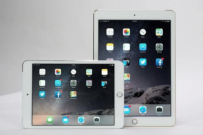 The iPad Air 2 and iPad mini 3 review