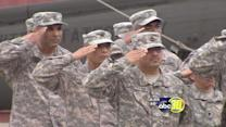 Farewell to nearly 100 Valley deployed soldiers