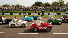 The Settrington Cup – preparing for the Goodwood Revival's vintage pedal car race