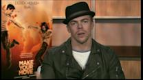 Derek Hough Joins Us Live From Los Angeles