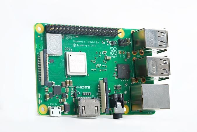 La nueva Raspberry Pi 3 Model B+ es ahora más rápida y potente