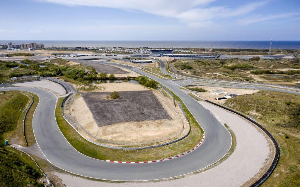 荷蘭站延期 西媒:F1擬定首8場賽程