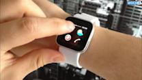 This Smartwatch Concept Projects Notifications Directly Onto Your Hand