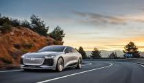 Audi unveils its A6 e-tron concept ahead of Auto Shanghai 2021