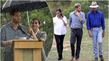 Prince Harry's moving message to drought-stricken farmers