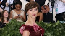 Scarlett Johansson Wore One Of The Most Talked About Looks At The 2018 Met Gala