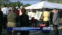 Construction begins on KC homeless vets campus