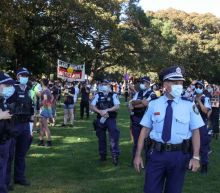 Thousands expected to protest Australia Day despite COVID-19 concerns