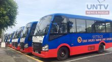 15 modern jeepneys begin plying Pasay roads