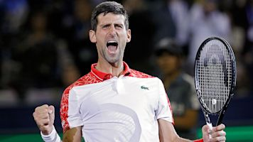Djokovic sets record with Shanghai Masters title