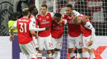 Arsenal run riot at Frankfurt as Emery rings the changes