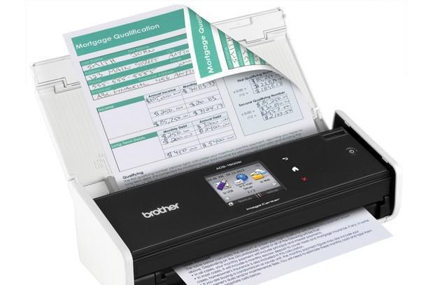 New Brother portable scanner sends docs directly to Evernote, Facebook and Flickr