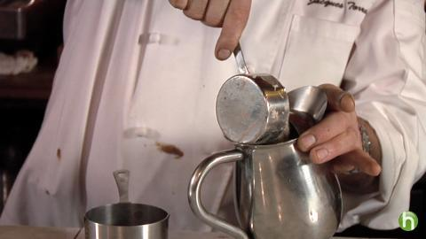 How to make Jacques Torres� hot chocolate