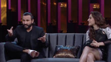 Sara Ali Khan Got Reallllly Awkward As Saif Discussed His Sex Life With Kareena On Koffee With Karan