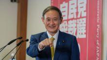 Japonés Suga gana carrera para liderar su partido y convertirse en primer ministro